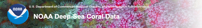 NOAA's Deep-Sea Coral Data Portal